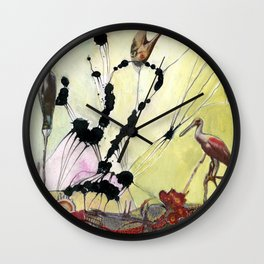 Pointy Wall Clock
