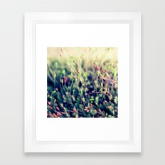 The Little Things Framed Art Print