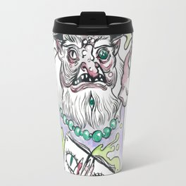 Dismantled Wizard Travel Mug