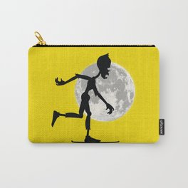 Friendly Zombie On The Go - Longboard Carry-All Pouch