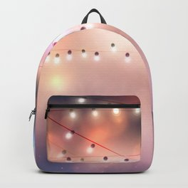 Holiday background Backpack