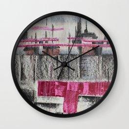 hope inside Wall Clock