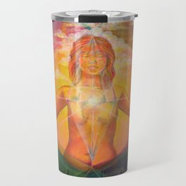 Eternal Sunrise Travel Mug
