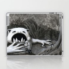 Monster in the Woods Laptop & iPad Skin
