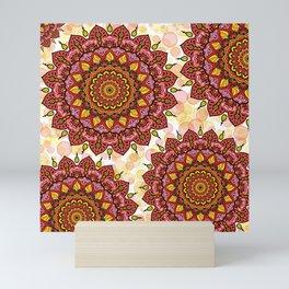 Mandala Amore Mini Art Print