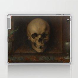 Jacques de Gheyn II - Vanitas Still Life (1603) Laptop & iPad Skin