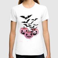 halloween T-shirts featuring Halloween by mark ashkenazi