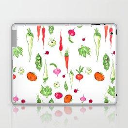 Veggie Party Pattern Laptop & iPad Skin