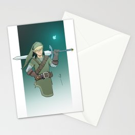 Go Away, Navi Stationery Cards