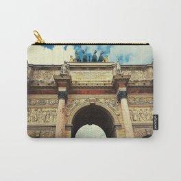 Arc de Triomphe du Carrousel Carry-All Pouch