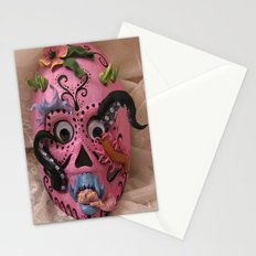 hurricane mask Stationery Cards
