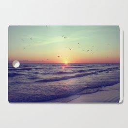 Siesta Key Sunset Cutting Board