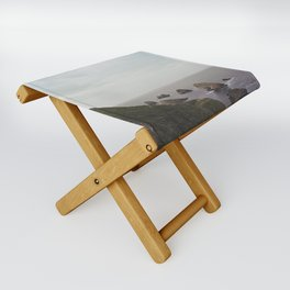 All about the nuggets Folding Stool