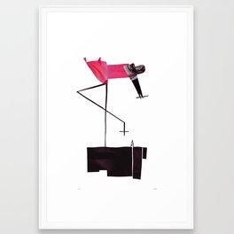 Codicia Framed Art Print