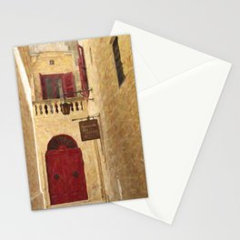 The Silent City Stationery Cards