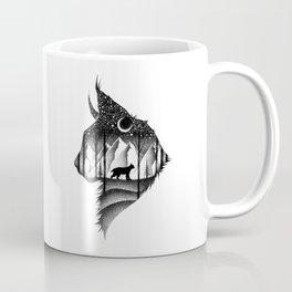 THE LYNX & THE MOON Coffee Mug