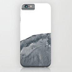Ink in Grey Blue Slim Case iPhone 6