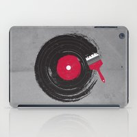 music iPad Cases featuring Art of Music by dan elijah g. fajardo