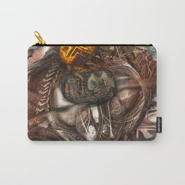 Darwin Meets Orwell Carry-All Pouch