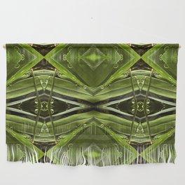 Dew Drop Jewels on Summer Green Grass Wall Hanging