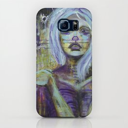 Vanishing - Consumed By Sadness iPhone Case