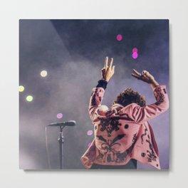 Harry styles peace Metal Print