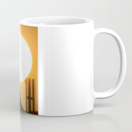 Pigeon Eclipse Coffee Mug