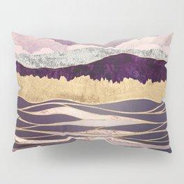 Lunar Waves Pillow Sham