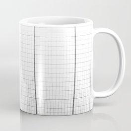 The Grid I Coffee Mug