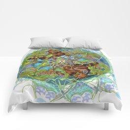 Kelp Forest Comforters