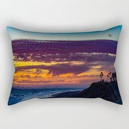 Just Bluffin - Huntington Beach 2015 Rectangular Pillow