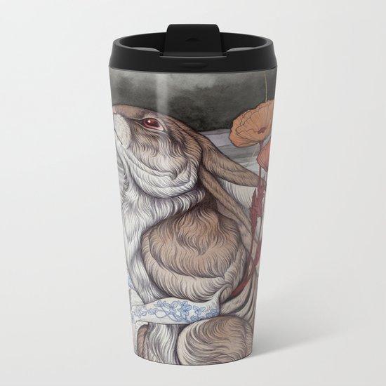 Ex Fortuna Metal Travel Mug