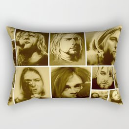 'Kurt Mosaic' Rectangular Pillow