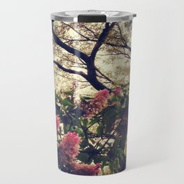 sorrowful beauty. Travel Mug
