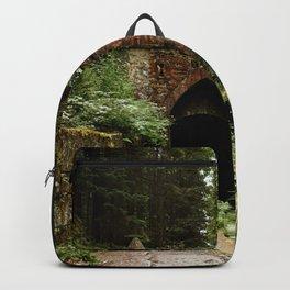 Wooded Entrance Backpack