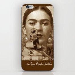 YO SOY FRIDA KAHLO iPhone Skin