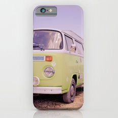Let's go somewhere new Slim Case iPhone 6s