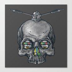 Dead Signal Canvas Print