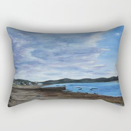 Findhorn Bay Rectangular Pillow