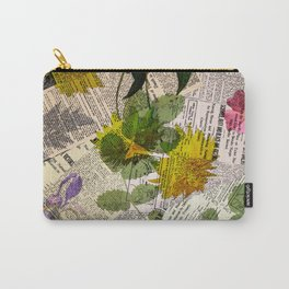 Herbarium Carry-All Pouch