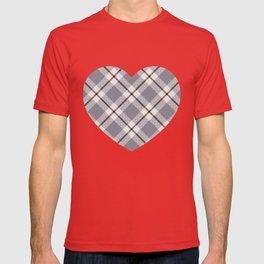 big light weave monochrome T-shirt