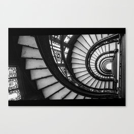 Rookery Staircase Canvas Print