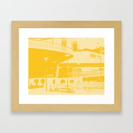 Bridge 24 Framed Art Print