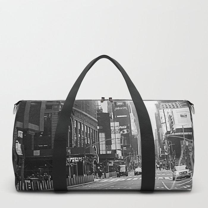 NYC series III.-  Duffle Bag