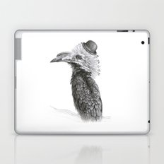Fancy Hornbill Laptop & iPad Skin