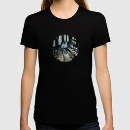 haunted. 9 T-shirt