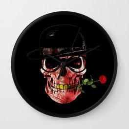 Gypsy skull Wall Clock