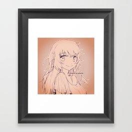 Bisyou : ex100 Framed Art Print