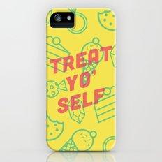Treat Yo' Self iPhone (5, 5s) Slim Case