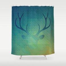 DH1 Shower Curtain